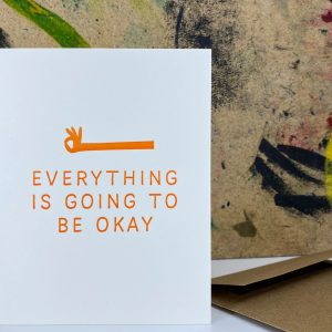 Greeting cards which offer a message of hope and joy from April Road