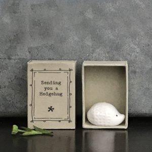 matchbox hedgehug